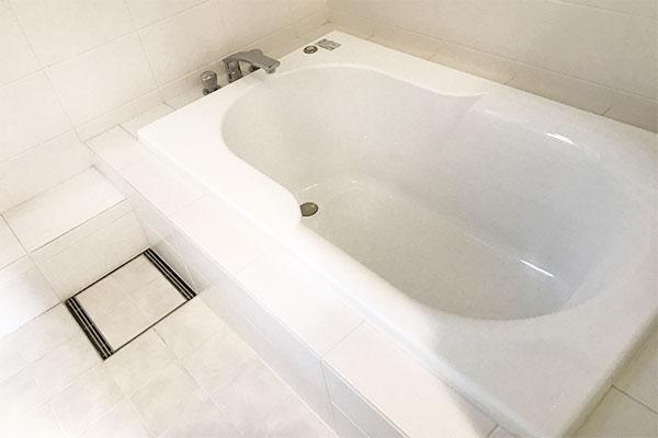 全室バスルーム・トイレ付